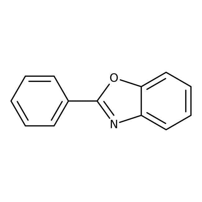 Alfa Aesar™2-Phenylbenzoxazole, 99%: Chemicals Products