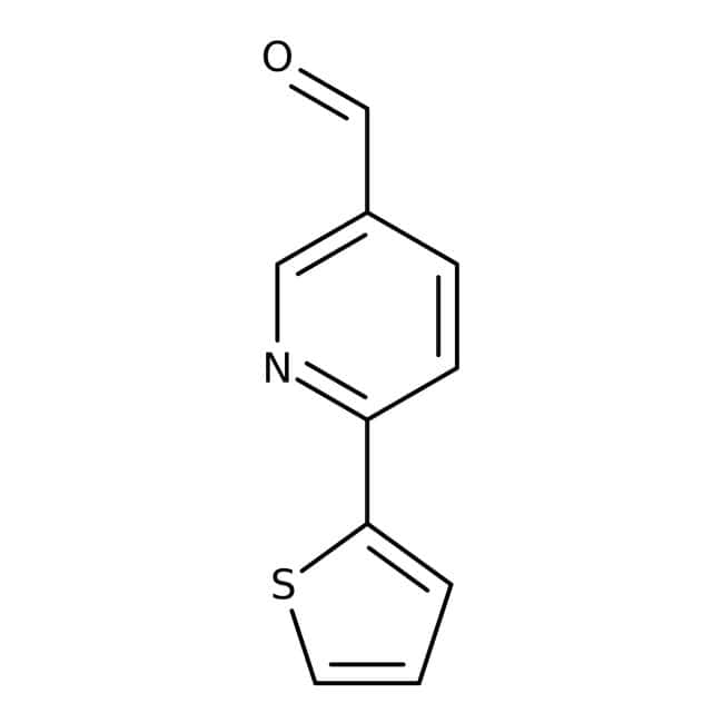 6-Thien-2-ylnicotinaldehyde, 97%, Maybridge 5g 6-Thien-2-ylnicotinaldehyde, 97%, Maybridge