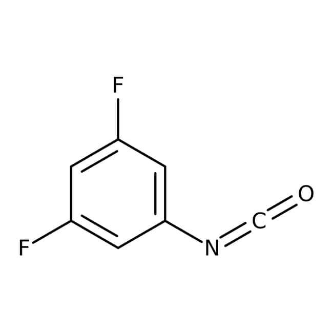 3,5-Difluorophenyl isocyanate, 97%, ACROS Organics™