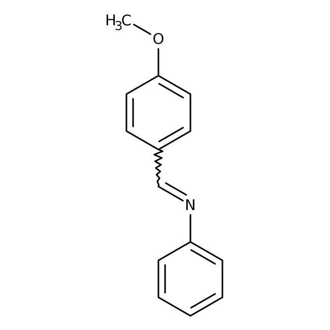 N-(4-Methoxybenzylidene)aniline 98.0+%, TCI America™
