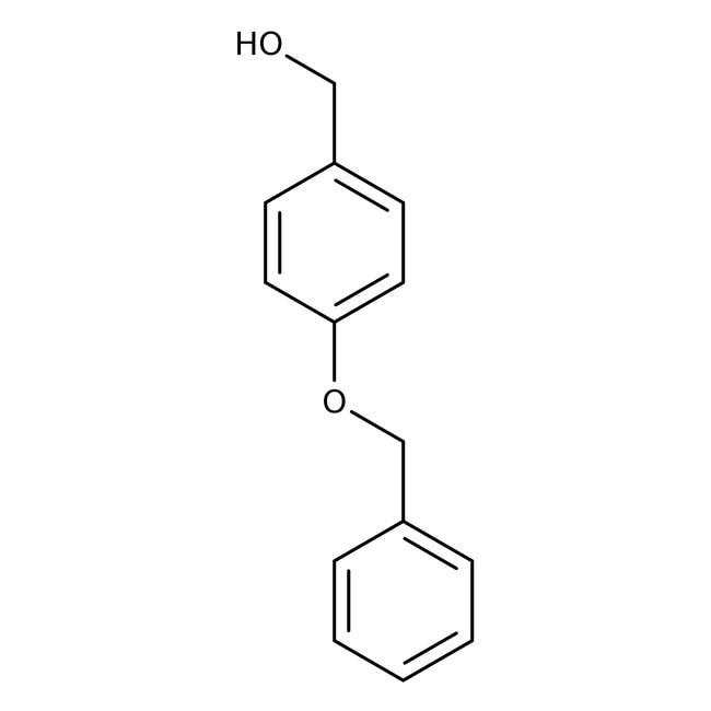 4-Benzyloxybenzyl alcohol, 99%, ACROS Organics
