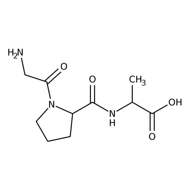 Alfa Aesar™N-(1-Glycyl-L-prolyl)alanine, 97%