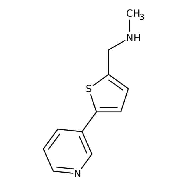 n-methyl-(5-pyrid-3-ylthien-2-yl)methylamine, 97%, Maybridge™