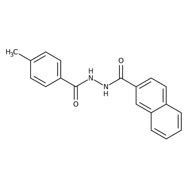 Alfa Aesar™2-(2-Naphthoyl)-1-(p-toluoyl)hydrazine, 98% 5g prodotti trovati