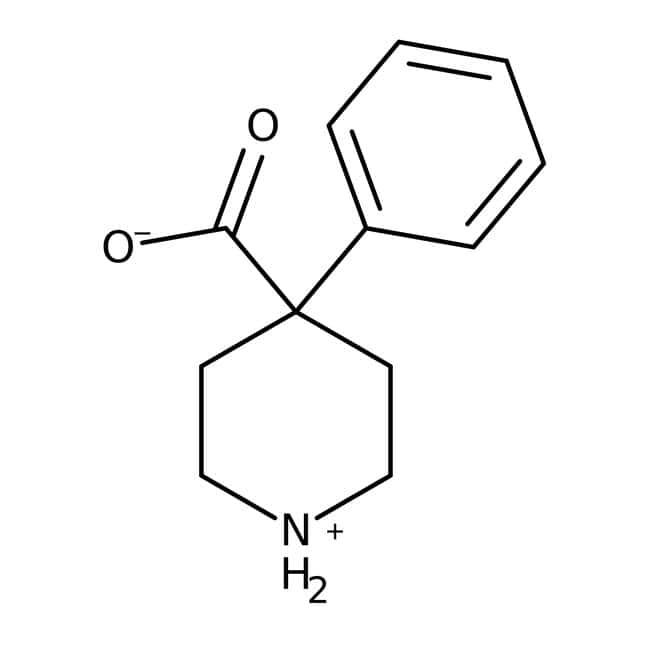 4-Phenyl-4-piperidinecarboxylic acid p-methylbenzenesulfonate, 98%, ACROS Organics™