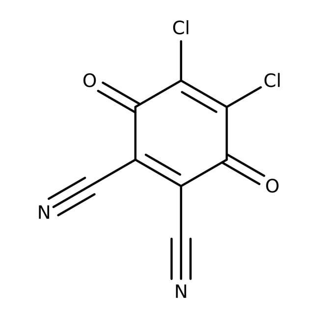 2,3-Dichloro-5,6-dicyano-1,4-benzoquinone, 98%, ACROS Organics™