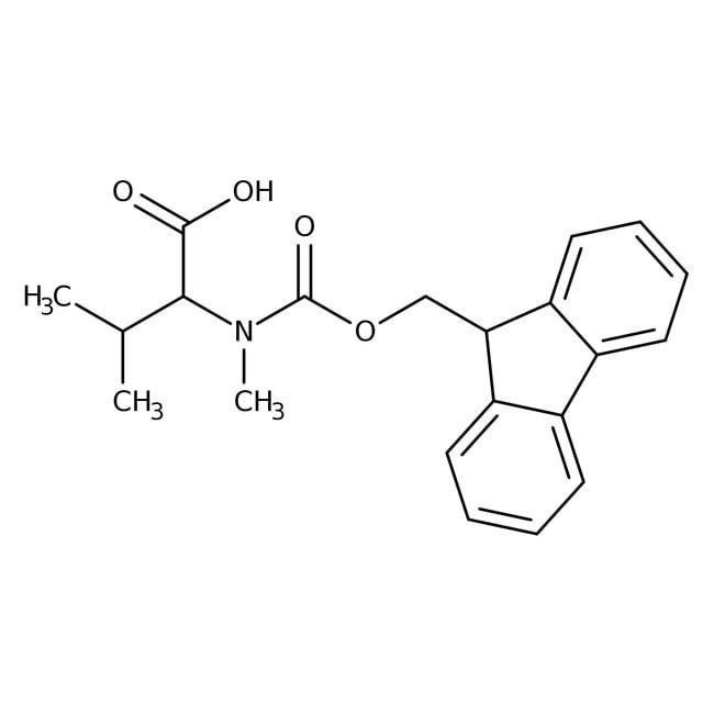 Alfa Aesar™N-Fmoc-N-methyl-L-valine, 95% 5g Alfa Aesar™N-Fmoc-N-methyl-L-valine, 95%