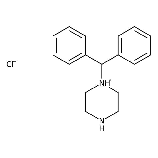 Alfa Aesar™1-Benzhydrylpiperazine, 97% 100g Alfa Aesar™1-Benzhydrylpiperazine, 97%