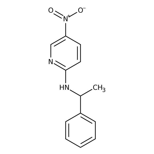 (S)-(-)-2-(alpha-Methylbenzylamino)-5-nitropyridine 99.0+%, TCI America™