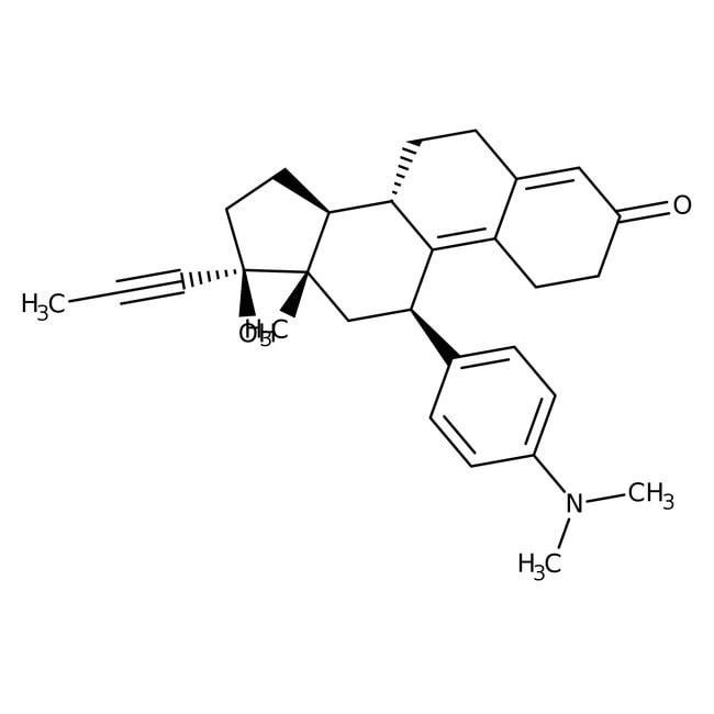 MilliporeSigma Calbiochem Mifepristone 50mg:Life Sciences