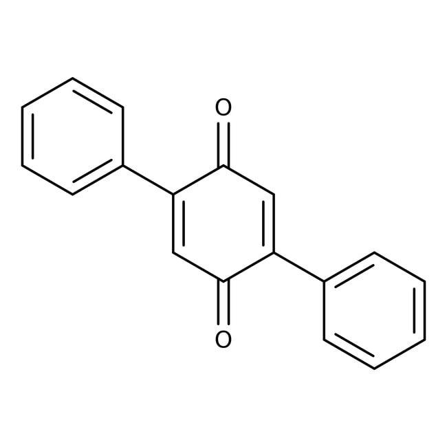 Alfa Aesar  2,5-Diphenyl-p-benzoquinone, 96%