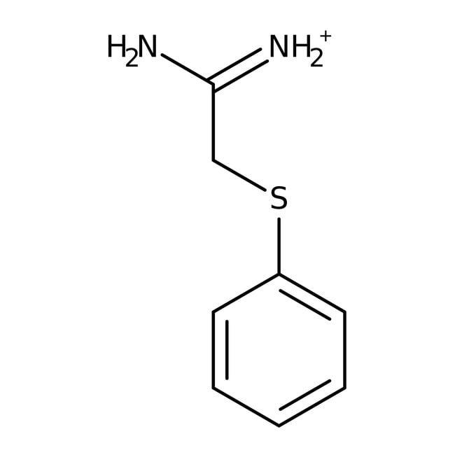 2-(Phenylthio)acetamidine hydrochloride, 98%