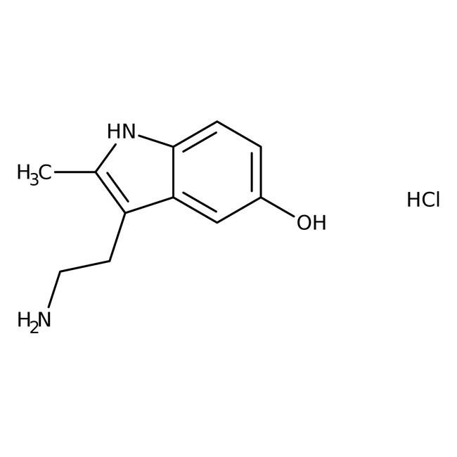 2-Methyl-5-hydroxytryptamine hydrochloride, Tocris Bioscience