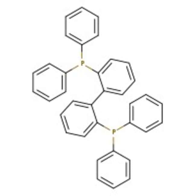 Alfa Aesar™2,2'-Bis(diphenylphosphino)biphenyl, 98% 250mg Alfa Aesar™2,2'-Bis(diphenylphosphino)biphenyl, 98%