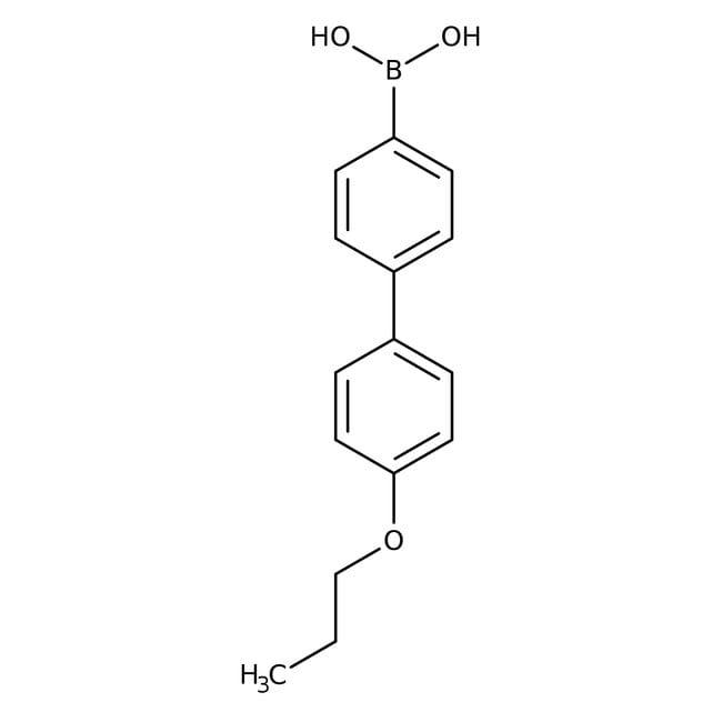 Alfa Aesar™4'-n-Propoxybiphenyl-4-boronic acid, 97%