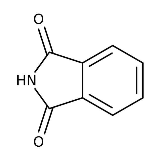 Phthalimide, 99%, ACROS Organics™ 1kg; Plastic bottle Phthalimide, 99%, ACROS Organics™