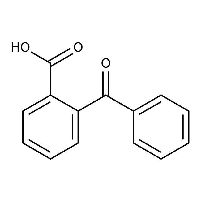 Alfa Aesar™Ácido 2-benzoilbenzoico, 98% 250g Alfa Aesar™Ácido 2-benzoilbenzoico, 98%