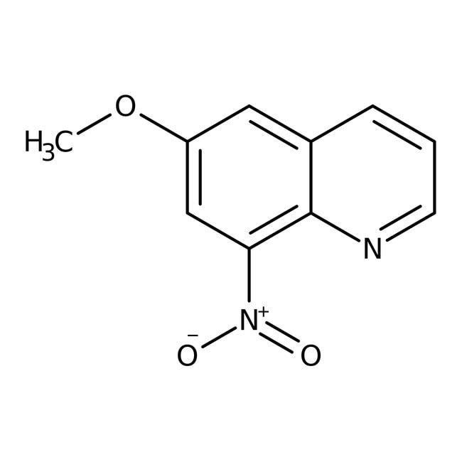6-Methoxy-8-nitroquinoline 98.0+%, TCI America™