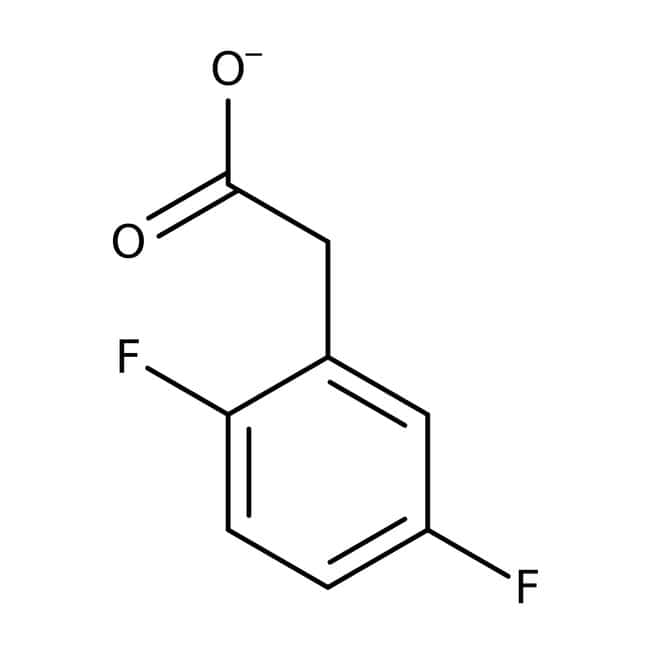 Alfa Aesar  2,5-Difluorophenylacetic acid, 98%