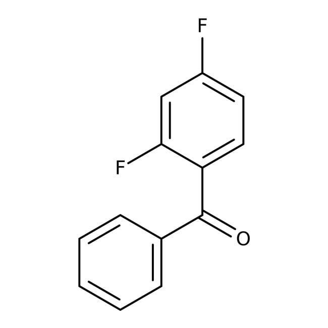 Alfa Aesar  2,4-Difluorobenzophenone, 97+%