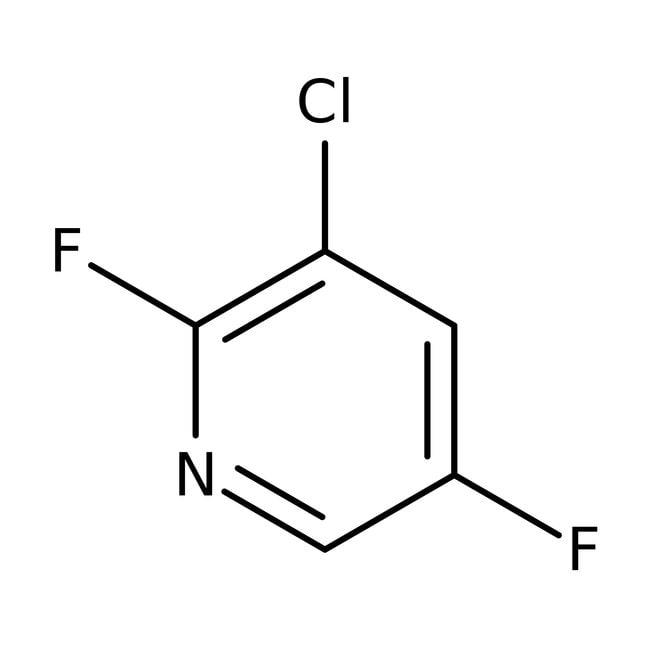 Alfa Aesar™3-Chloro-2,5-difluoropyridine, 97% 250mg Alfa Aesar™3-Chloro-2,5-difluoropyridine, 97%