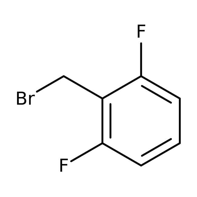 α-Brom-2,6-difluortoluol, 97%, ACROS Organics™ 5 g-Glasflasche α-Brom-2,6-difluortoluol, 97%, ACROS Organics™