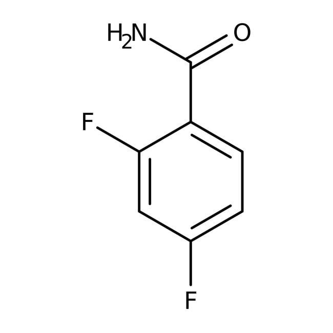 Alfa Aesar™2,4-Difluorobenzamida, 97% 1g Alfa Aesar™2,4-Difluorobenzamida, 97%