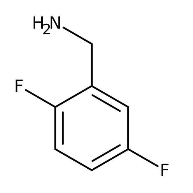 Alfa Aesar  2,5-Difluorobenzylamine, 97%
