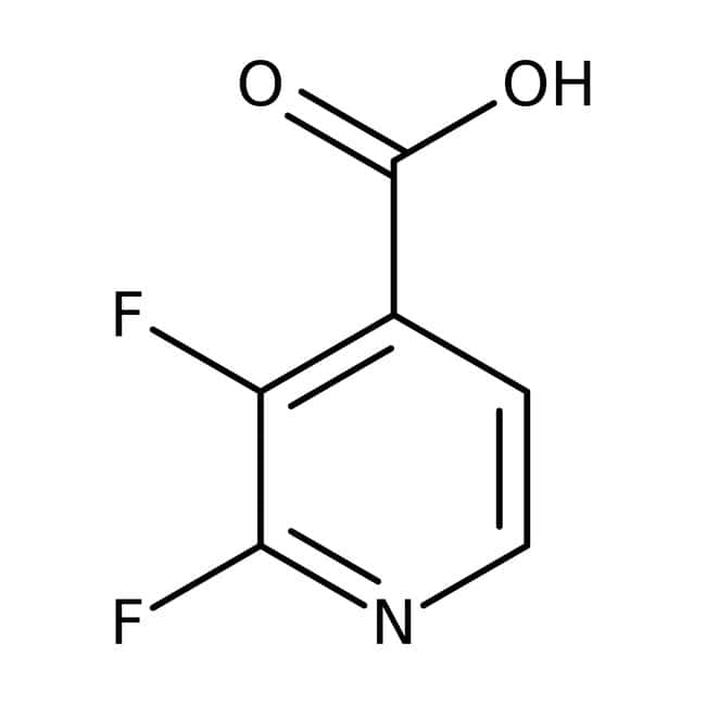 2,3-Difluoropyridine-4-carboxylic acid, 97%, ACROS Organics™ 5g 2,3-Difluoropyridine-4-carboxylic acid, 97%, ACROS Organics™