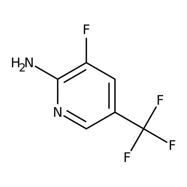 Alfa Aesar™2-Amino-3-fluoro-5-(trifluoromethyl)pyridine, 97% 5g Alfa Aesar™2-Amino-3-fluoro-5-(trifluoromethyl)pyridine, 97%