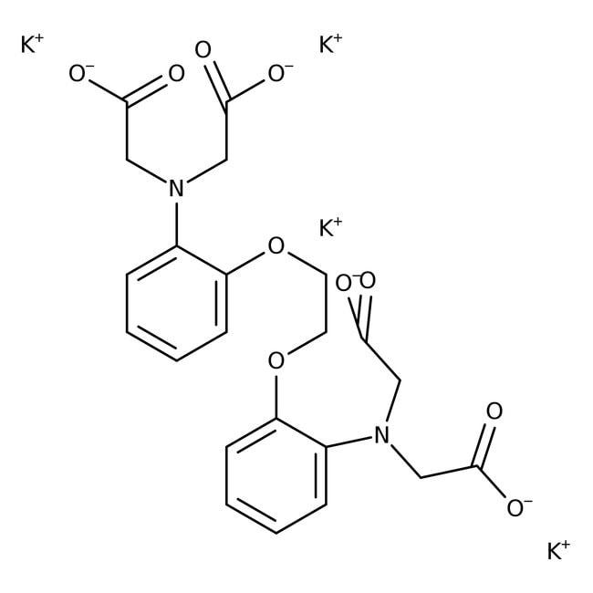 1,2-Bis(2-aminophenoxy)-ethane-N,N,N'N'-tetraacetic acid, 97%, ACROS Organics™