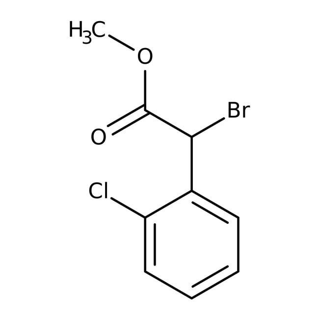 Methyl alpha-Bromo-2-chlorophenylacetate 98.0+%, TCI America™