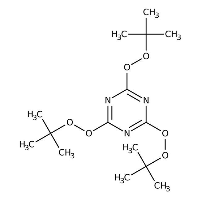 2,4,6-tris(tert-butylperoxy)-1,3,5-triazine, Acros Organics
