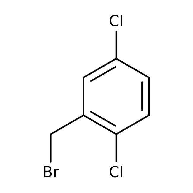 2,5-Dichlorobenzyl bromide, 97%, Acros Organics