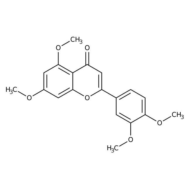 Alfa Aesar™3',4',5,7-Tetramethoxyflavone, 97%