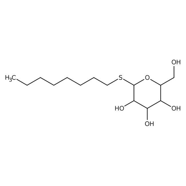 n-Octyl- -D-Thioglucopyranoside, ULTROL  Grade, Calbiochem ,