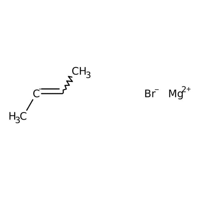 1-Methyl-1-propenylmagnesium bromide, 0.5M solution in THF, AcroSeal™, ACROS Organics™