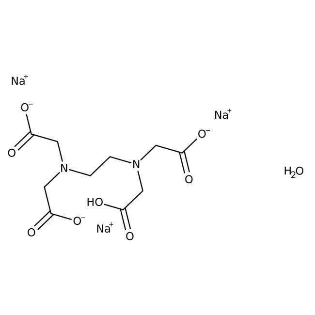 Alfa Aesar™Ethylenediaminetetraacetic acid trisodium salt hydrate, 95%