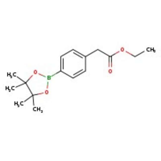 4-[(Ethoxycarbonyl)methyl]phenylboronic acid pinacol ester, 97%, ACROS Organics
