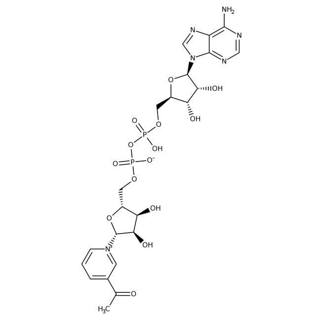 3-Acetylpyridine adenine dinucleotide, 90%, Acros Organics™  3-Acetylpyridine adenine dinucleotide, 90%, Acros Organics™