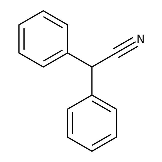 Diphenylacetonitrile, 99+%, ACROS Organics™ 100g; Plastic bottle prodotti trovati