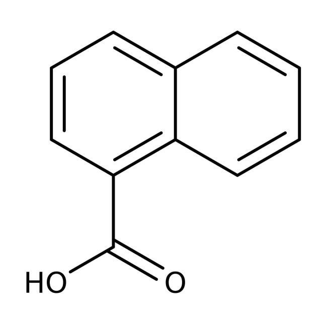 Alfa Aesar™Ácido 1-naftoico, 98% 100g Alfa Aesar™Ácido 1-naftoico, 98%