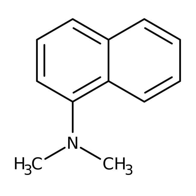 N,N-Dimethyl-1-naphthylamine, 99%, ACROS Organics