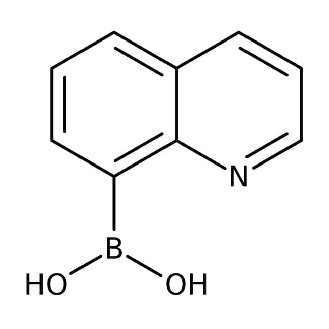 Quinoline-8-boronic Acid (contains varying amounts of Anhydride), TCI America™
