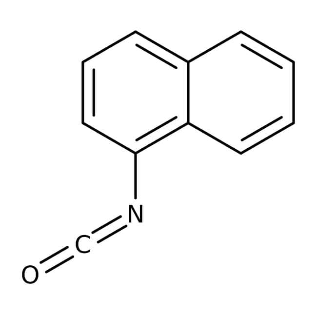 1-Naphthyl isocyanate, 99%, ACROS Organics™ 5g 1-Naphthyl isocyanate, 99%, ACROS Organics™