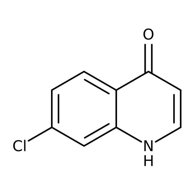 Alfa Aesar™7-Chloro-4-hydroxyquinoline, 98+%: Chemicals Products