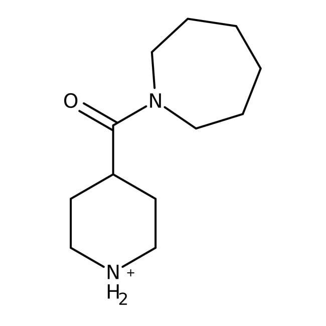 1-Azepanyl(4-piperidinyl)methanone, ≥97%, Maybridge™: Piperidinecarboxylic acids and derivatives Piperidines