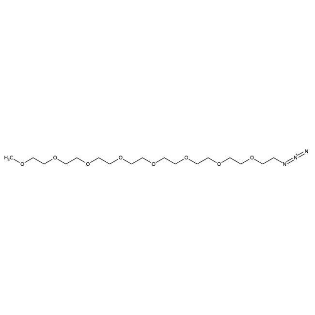 25-Azido-2,5,8,11,14,17,20,23-octaoxapentacosane 90.0 %, TCI America