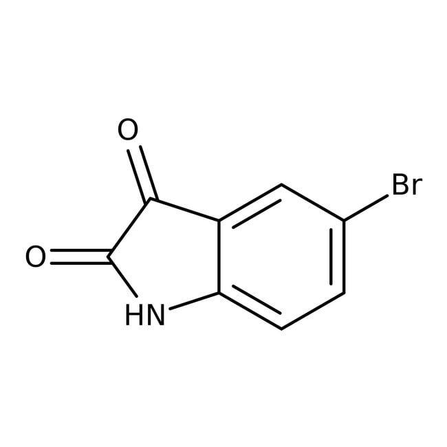 5-Bromoisatin, 98%, Acros Organics