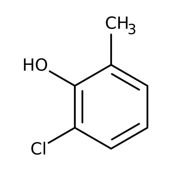 Alfa Aesar™2-Chloro-6-méthylphénol, 98 % 5g Alfa Aesar™2-Chloro-6-méthylphénol, 98 %